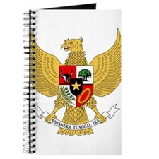 Indonesia Coat of Arms Journal