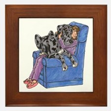 NMrl Chair Hug Framed Tile