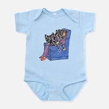 NMrl Chair Hug Infant Bodysuit