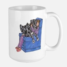 NMrl Chair Hug Large Mug