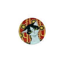 Cute Painting Mini Button