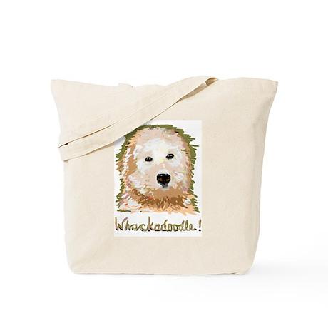 Whackadoodle! - Tote Bag