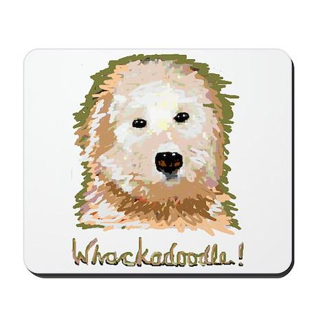 Whackadoodle! - Mousepad