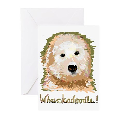 Whackadoodle! - Greeting Cards (Pk of 10)