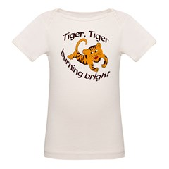 Tiger Tiger Burning Bright Tee