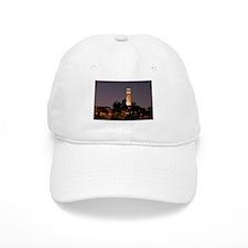 Coit Tower at Night Baseball Cap