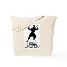 Unique Judaism Tote Bag