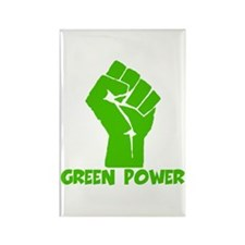 Green power Rectangle Magnet