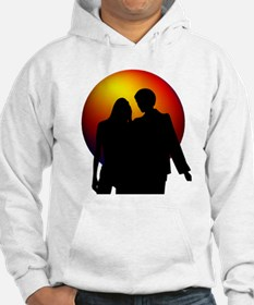 Twilight Couple Hoodie