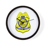 BLM Special Agent Wall Clock