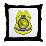 BLM Special Agent Throw Pillow