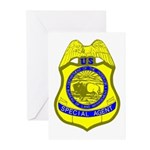 BLM Special Agent Greeting Cards (Pk of 20)