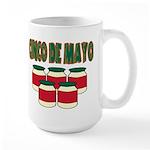 Cinco De Mayo! Large Mug