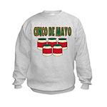 Cinco De Mayo! Kids Sweatshirt
