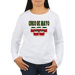 Cinco De Mayo! Women's Long Sleeve T-Shirt