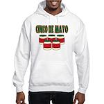 Cinco De Mayo! Hooded Sweatshirt