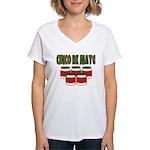 Cinco De Mayo! Women's V-Neck T-Shirt