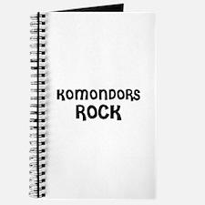 KOMONDORS ROCK Journal