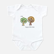"""""""Happy Trees"""" Infant Bodysuit"""