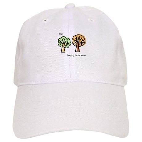 """Happy Trees"" Cap"
