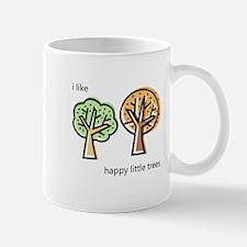 """Happy Trees"" Mug"