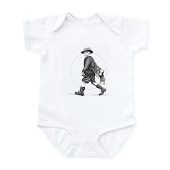 The Caddy Infant Bodysuit