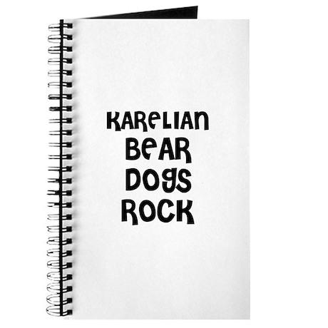 KARELIAN BEAR DOGS ROCK Journal