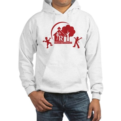 4th R Kids Logo Hooded Sweatshirt