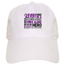 HERO Comes Along 1 Mother-In-Law PC Baseball Cap