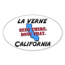 la verne california - been there, done that Sticke