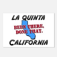 la quinta california - been there, done that Postc