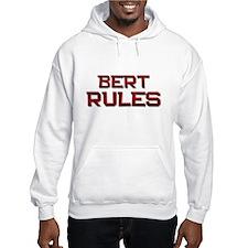 bert rules Hoodie