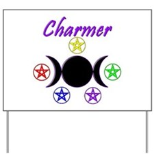 Charmer Yard Sign