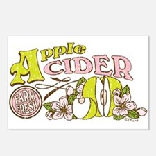 Apple Cider Postcards (Package of 8)