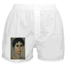 Wisdom of Greece: Hypatia Boxer Shorts