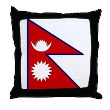 Nepalese Throw Pillow
