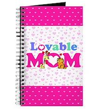Lovable Mom Vintage Journal