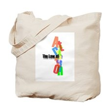 Law of Attraction Tote Bag