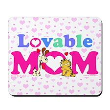 Lovable Mom Vintage Mousepad