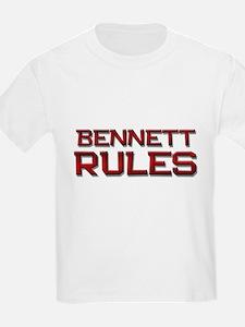 bennett rules T-Shirt