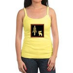 Black Moose T's Jr. Spaghetti Tank