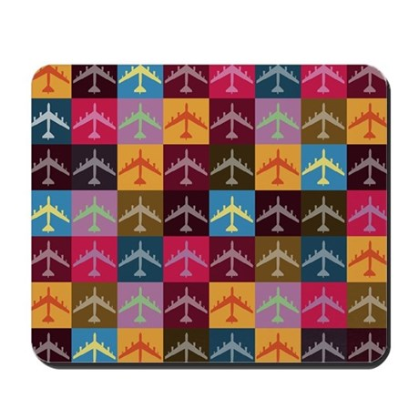 Airplane Mousepad