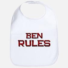 ben rules Bib