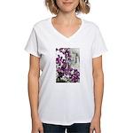 Photo montage Women's V-Neck T-Shirt