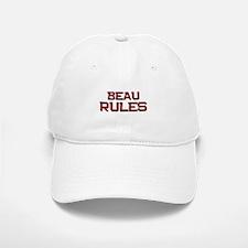 beau rules Baseball Baseball Cap