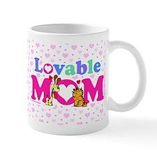 Lovable Mom Vintage Mug