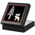Black Moose T's Keepsake Box