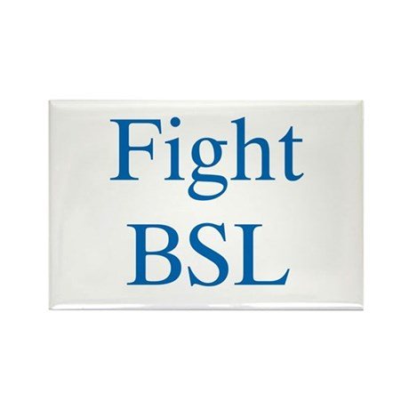 Fight BSL Rectangle Magnet (100 pack)
