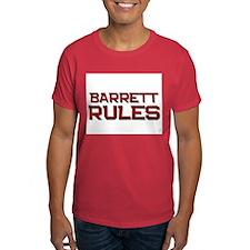 barrett rules T-Shirt
