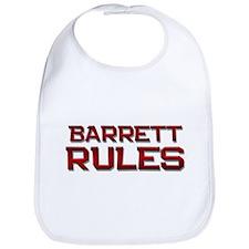 barrett rules Bib
